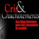 Cris & Chuchotements à Paris