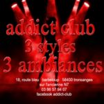 l'Addict Club à Tronsanges
