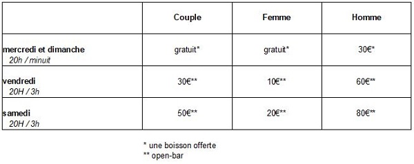 passion cernay horaires tarifs
